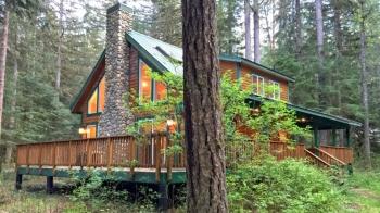 Glacier Beachfront Rental Homes