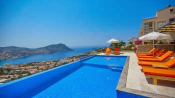 Antalya Homes For Rent For Vacation